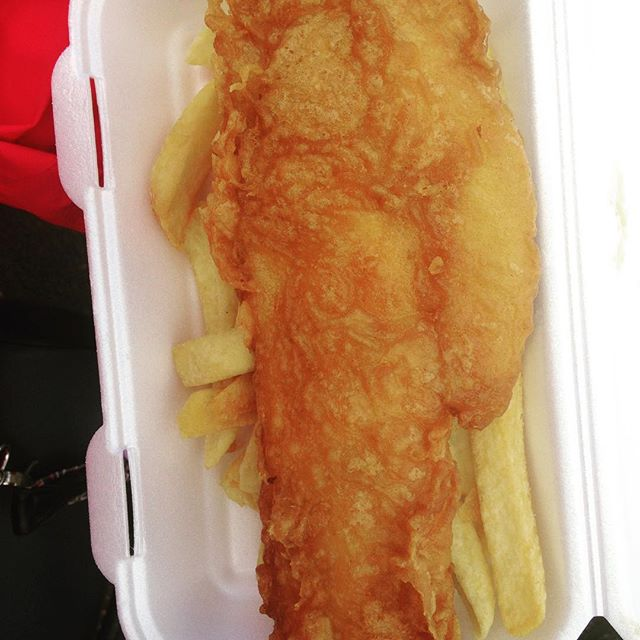Instagram media acrazylady - Fish and chips #schotland