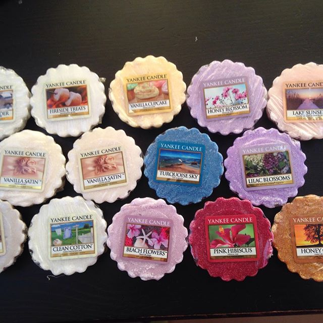 Instagram media acrazylady - #yankeecandle #waxmelts