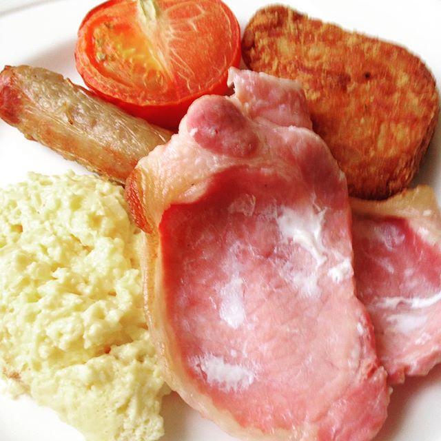 Instagram media acrazylady - Engels ontbijt #schotland