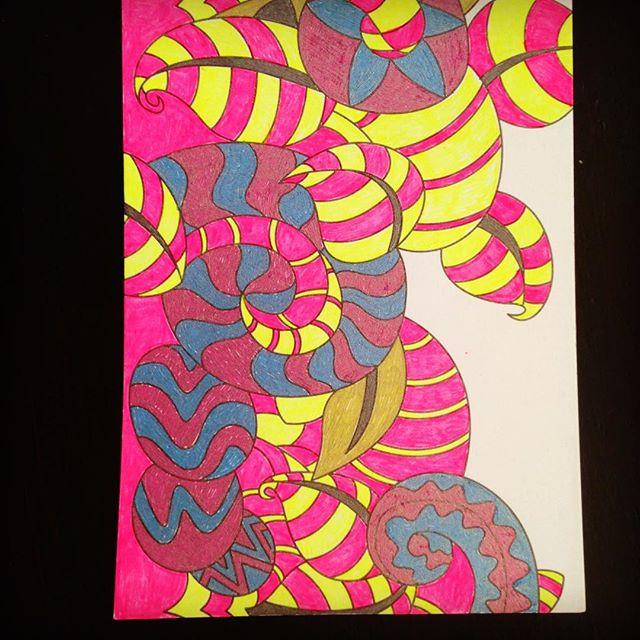 Instagram media acrazylady - Kleurkaart #action #neon #metallic