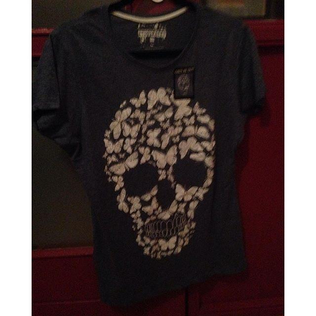 Instagram media acrazylady - T-shirt #skull #primark