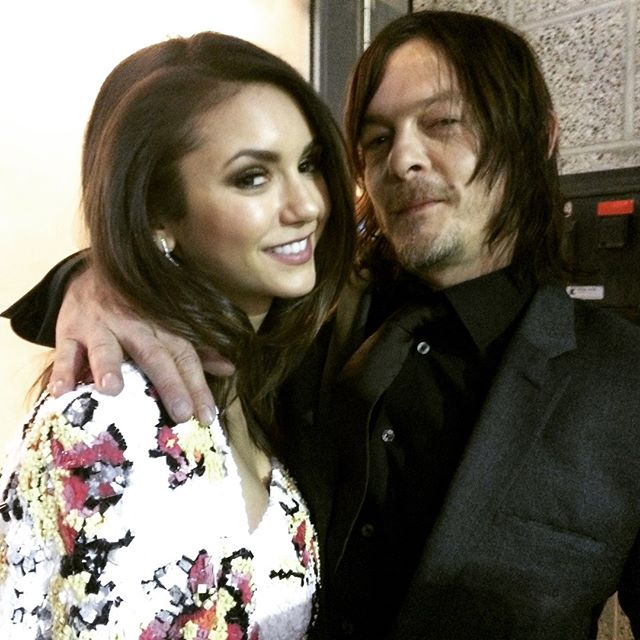 Instagram media ninadobrev - This guy 😎 @bigbaldhead #AMAs