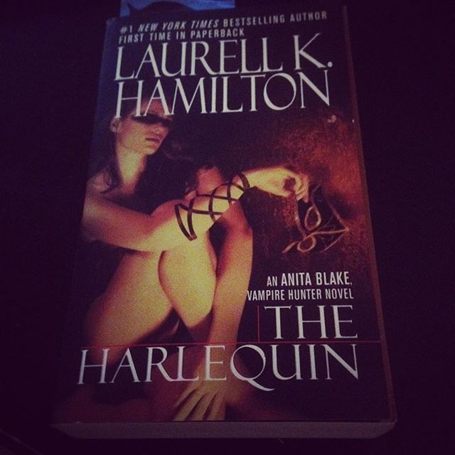 Instagram media acrazylady - #curentlyreading @official_lkhamilton love it so far