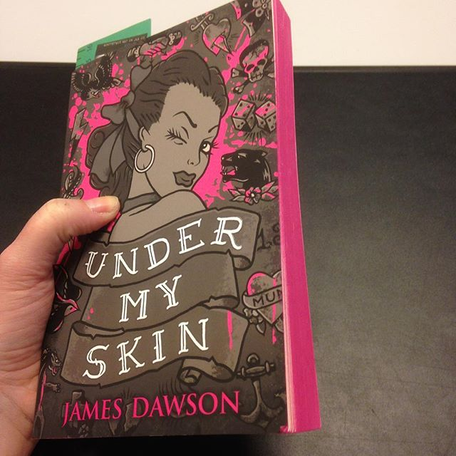 Instagram media acrazylady - #curentlyreading #jamesdawson