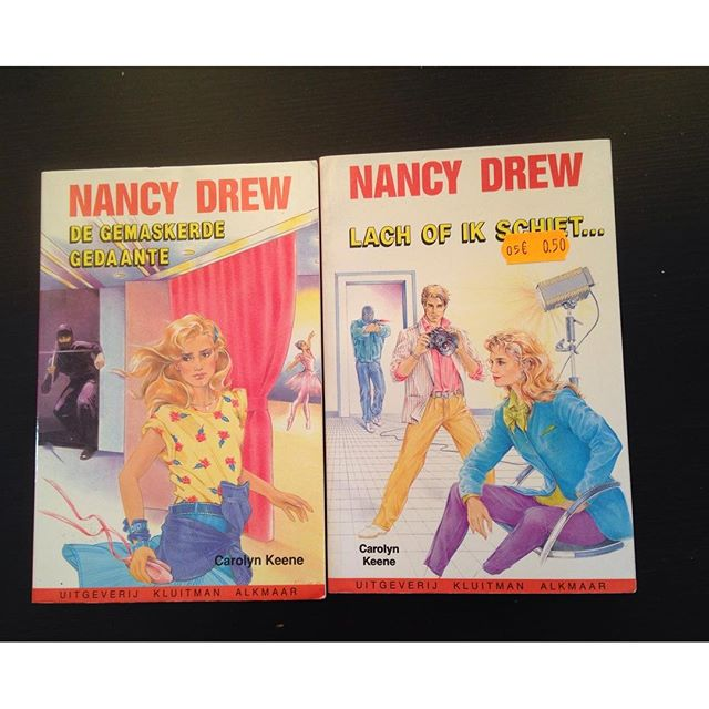 Instagram media acrazylady - #nancydrew