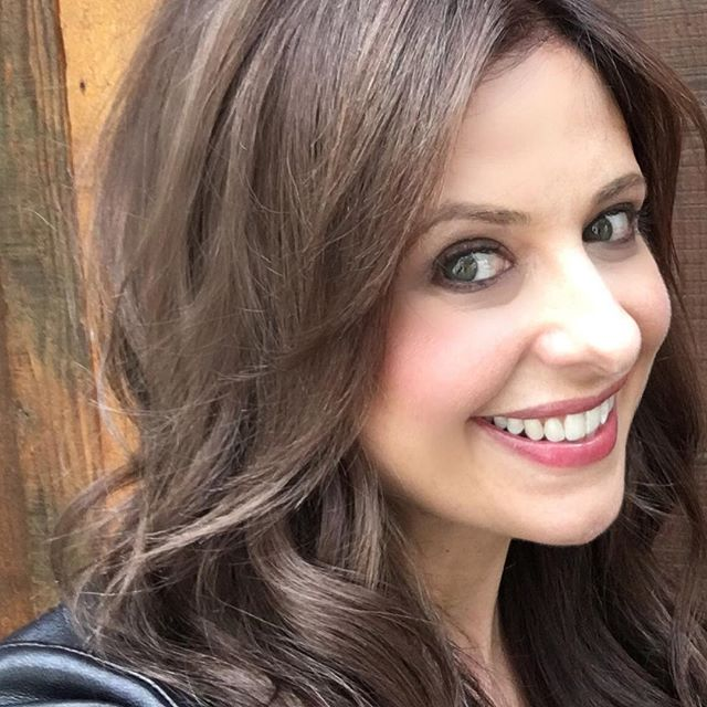Instagram media sarahmgellar - #brownhairdontcare (actually kind of love it!!) thank you everyone @andylecomptesalon