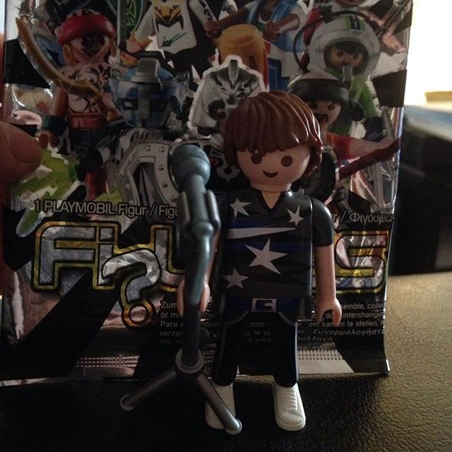 Instagram media acrazylady - #playmobil #blindbags rocker