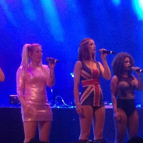 Spice girls coverband #huntenpop