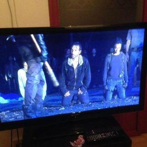 Eindelijk #thewalkingdead season 7 is begonnen