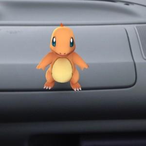 En nog een leuke Pokémon gevangen. Was met me laatste bal