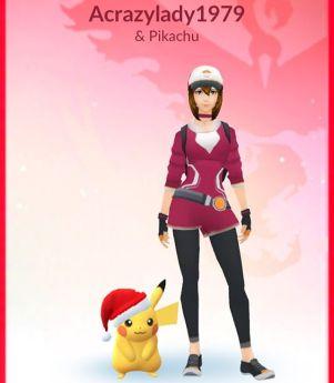 Eindelijk heb ik Pikachu als mijn maatje #pokomongo
