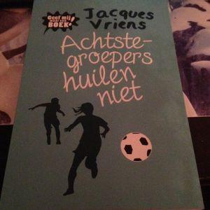 Nu te koop voor maar 2 euro #achtstegroepershuilenniet #jacquesvriens #geefmijmaareenboek