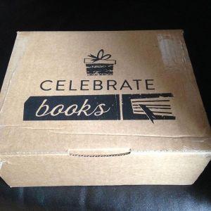 Ben heel erg blij met mijn box #faceyourfears @celebratebooks het boek was niet degene die ik verwacht had maar ben er heel blij mee