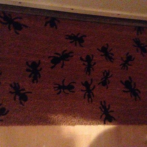 Mijn nieuwe mat #ikea