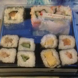 Sushi #jumbo