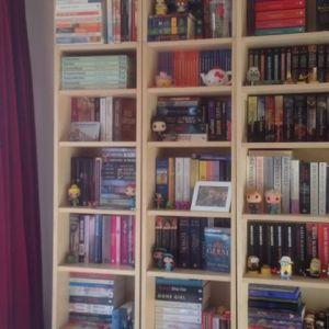 Mijn boekenkast