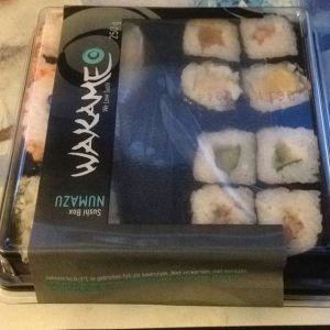 Sushi tijd #jumbo