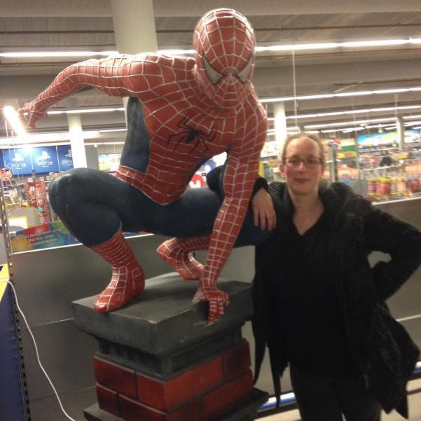 Ikke en Spider-Man
