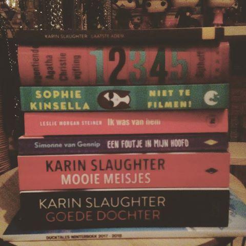 Gelezen boeken februari #nederlandstalig