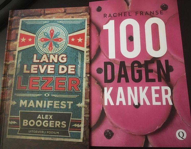 Nieuwe boeken (in januari al gekocht)